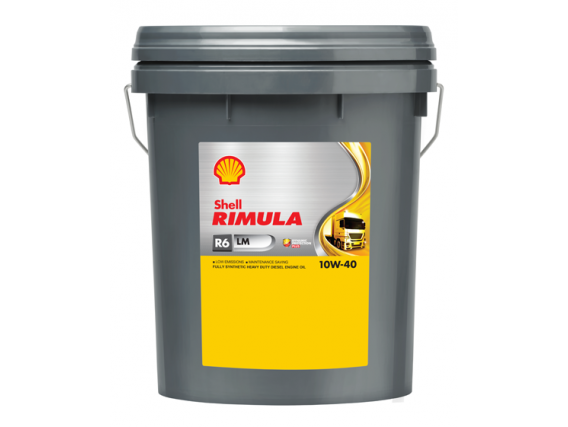 Lubricante Rimula R6 LM 10W-40