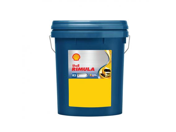 Lubricante Rimula R5 X 15W-40
