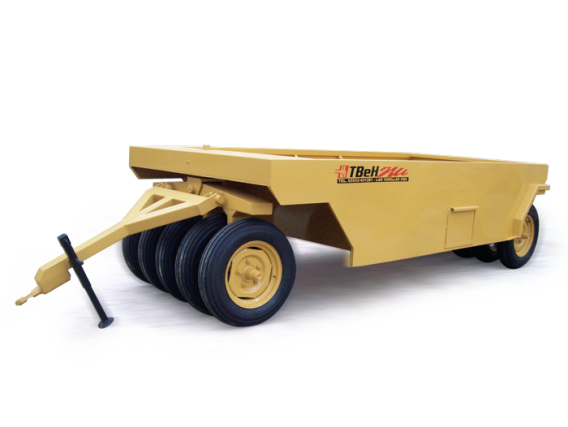 Rodillo Compactador Neumático Tbeh Ran 11R