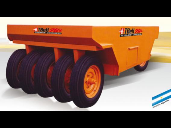 Rodillo Neumático Tbeh 13R Ran