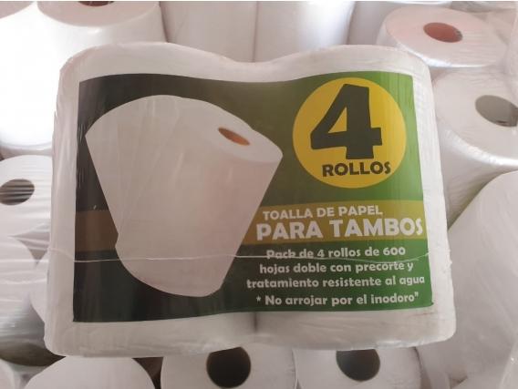 Rollo Papel - West Tambo