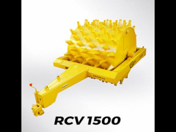 Rolo Compactador Pata De Cabra Grosspal Rcv 1500