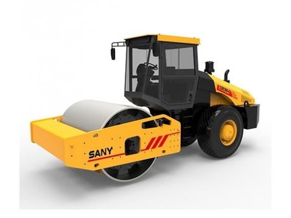 Rolo Compactador Sany Ssr120
