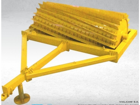 Rolo Grosspal Rtm 3250 Control Renovales