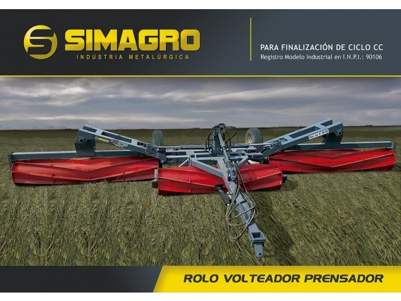 Rolo Simagro S.a. SF7500.