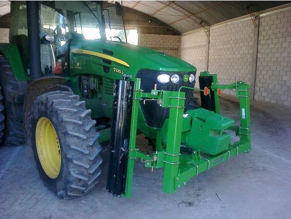 Rolo Pisa Palos Para Tractor John Deere Linea 7 J