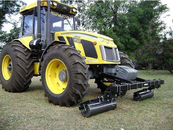 Rolo Pisa Palos Para Tractor Pauny Evo 280A - Evo 540C
