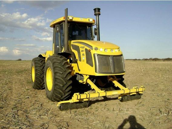 Rolo Pisa Palos Para Tractor Pauny Bravo 580 - 500C