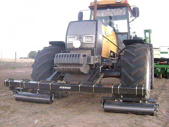 Rolo Pisa Palos Para Tractor Valtra