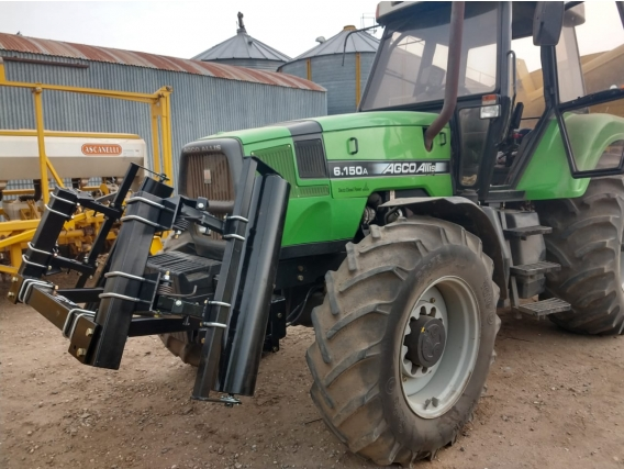 Rolo Pisa Rastrojo Para Tractores Agco Allis
