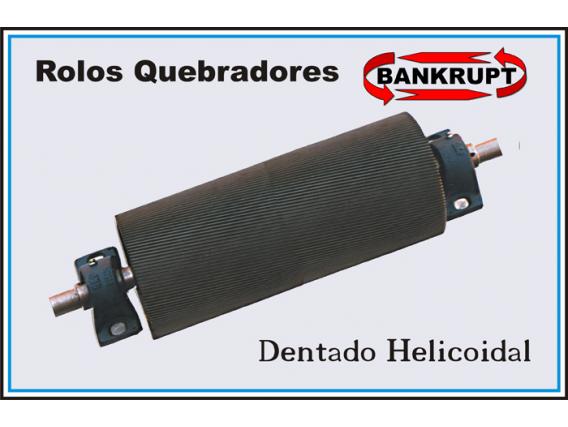 Rolos Rodillos Quebradores Helicoidales Bankrupt
