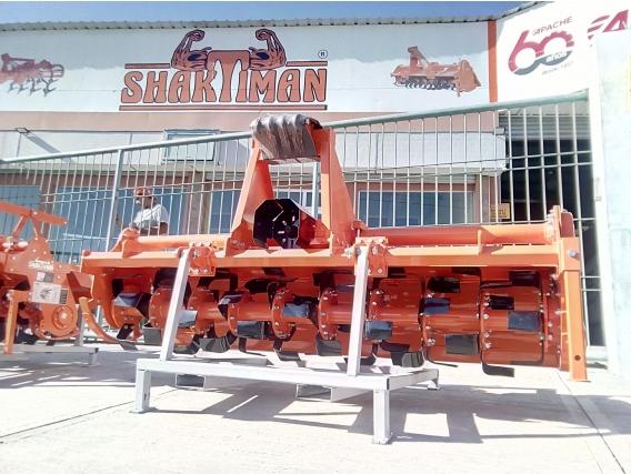 Rotovator Shaktiman - 2,25 Metros