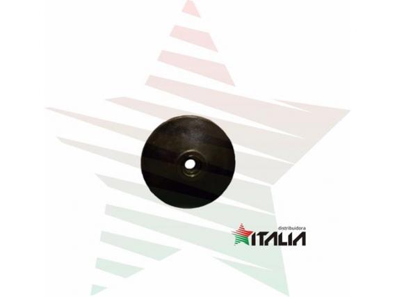 Rueda Tapadora Distribuidora Italia Con Rodamiento