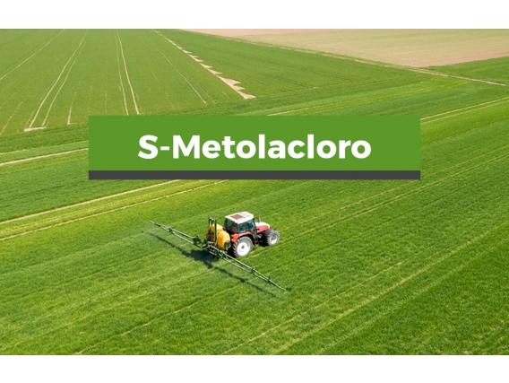 Herbicida  S metolaclor