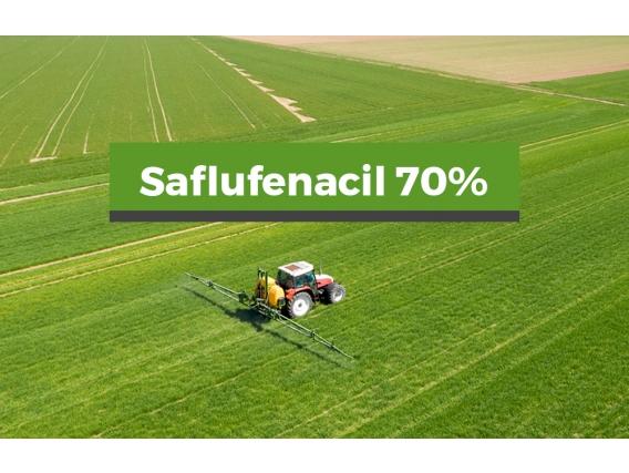 Herbicida Saflufenacil 70 %