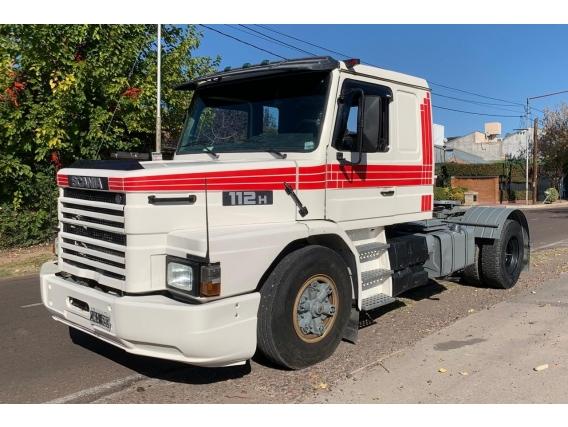 Scania 112H 310 1990