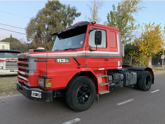 Scania 113 360 Con Kit Hidraulico