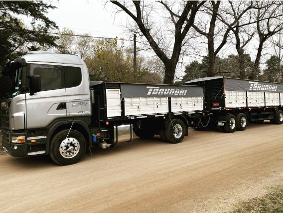 Camión Scania G340