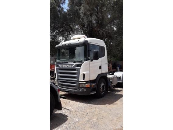 Scania G340 Ln 2008