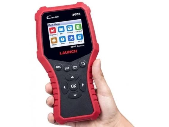 Scanner Automotriz Launch Creader 3008 Obd2 Profesional