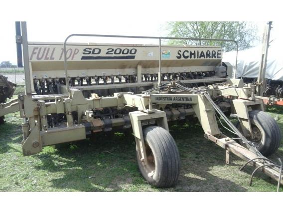 Sembradora Schiarre SD 2000 De 26 A 17.5