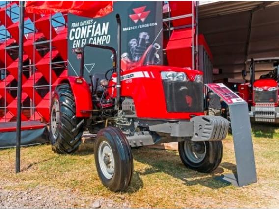 Tractor Massey Ferguson 4275 ST - Año: 2021