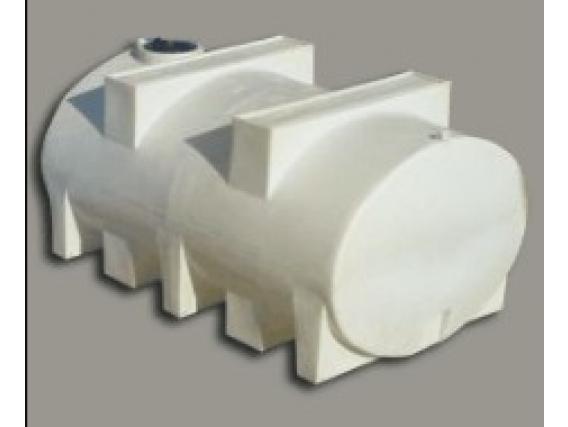 Tanque Horizontal Moldplast 15000 Lts