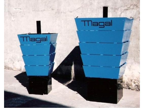 Secador de arena Magal SA.600