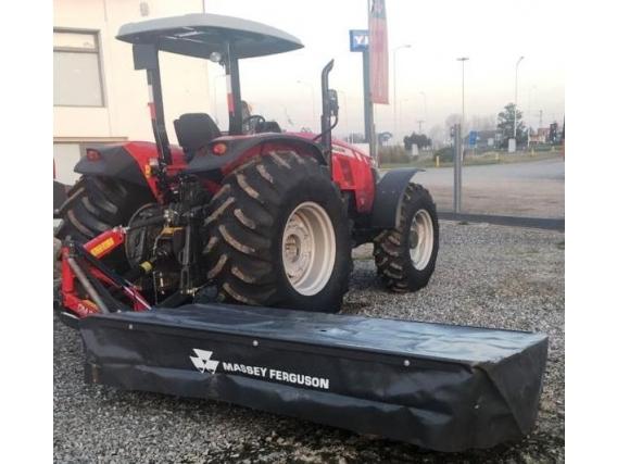 Segadora Massey Ferguson DM 246 - Año: 2021