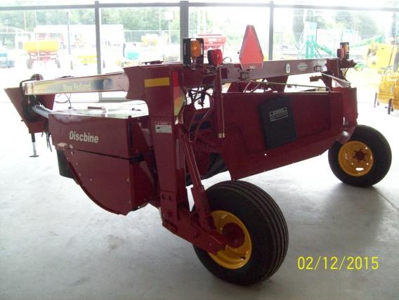 Segadora Nueva New Holland -H7230