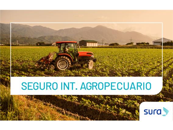 Seguro de Integral Agropecuario