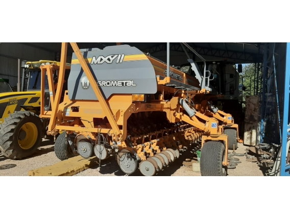 Sembradora Agrometal Mxy Ii 36-17,5 Cms