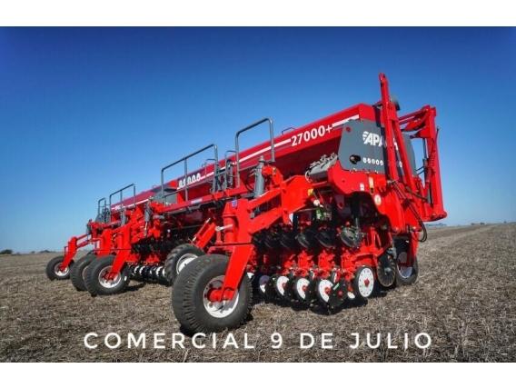 Sembradora Apache 27000 Grano Grueso - 9 De Julio