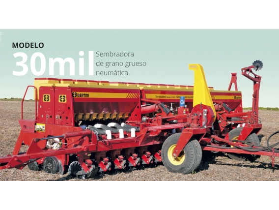 Sembradora Bertini Modelo 30000