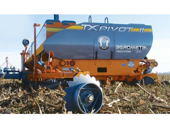 Sembradora De Grano Grueso Agrometal Tx Pivot Ii 12-70