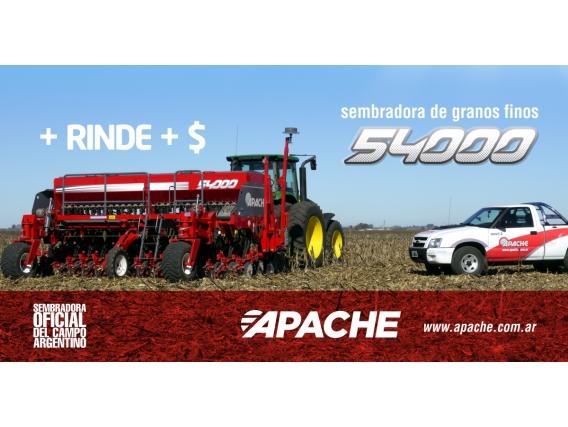 Sembradora De Granos Finos Mod. 54000 Apache