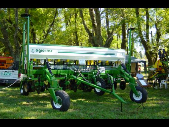 Sembradora De Granos Gruesos Agro-Ras Sg