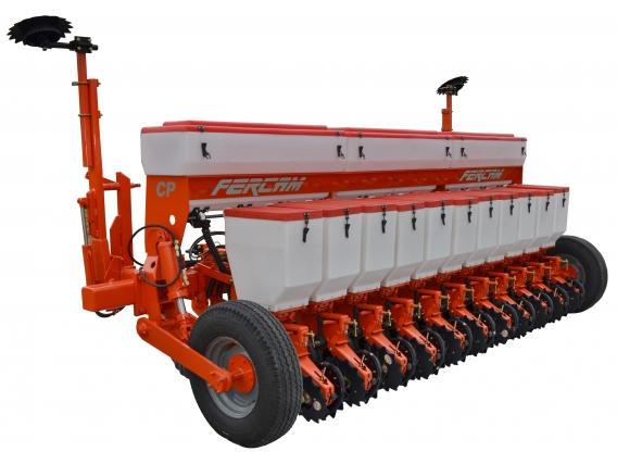 Sembradora Fercam De Grano Grueso Y Fertilización Cp