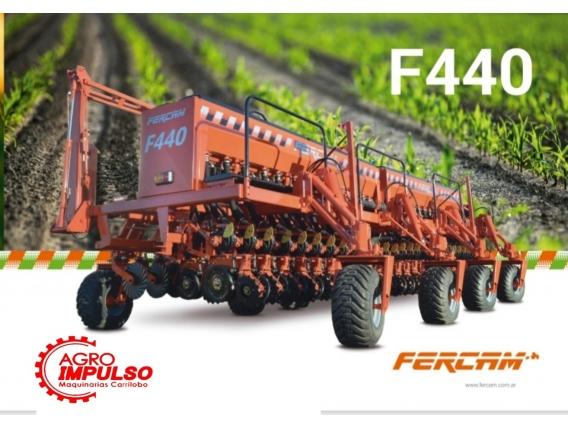 Sembradora Fercam F440