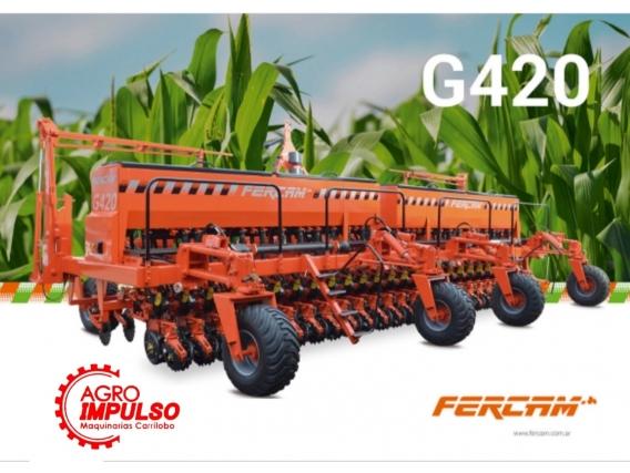 Sembradora Fercam G420