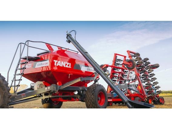 Sembradora Tanzi 9200 Air Drill