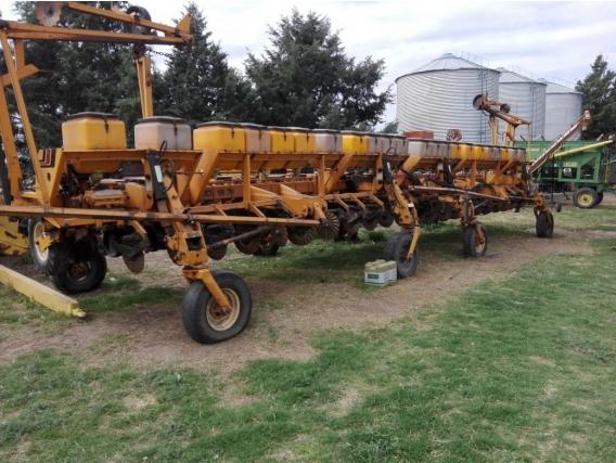 Sembradora Tx Mega 16/52 Doble Fertilización