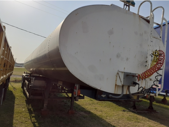 Semi Tanque Asfalto Indecar
