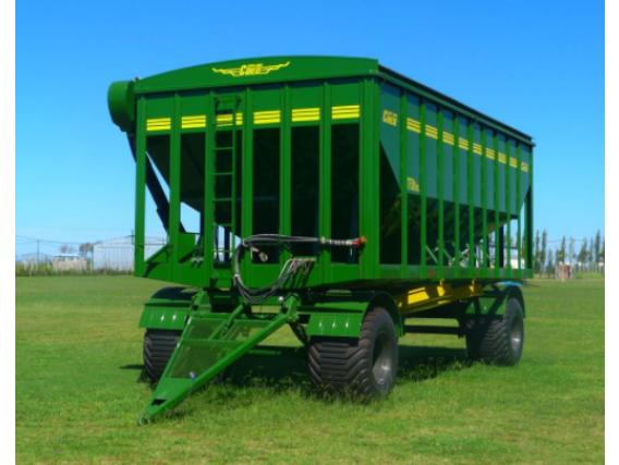 Semillas Y Fertilizantes Acoplados Conese 30 Tn