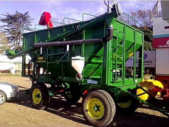 Semillas Y Fertilizantes Ombu Afo 11 - 9 de Julio