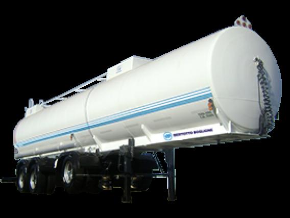 Semirremolque Cisterna 25000 Lts. Agua