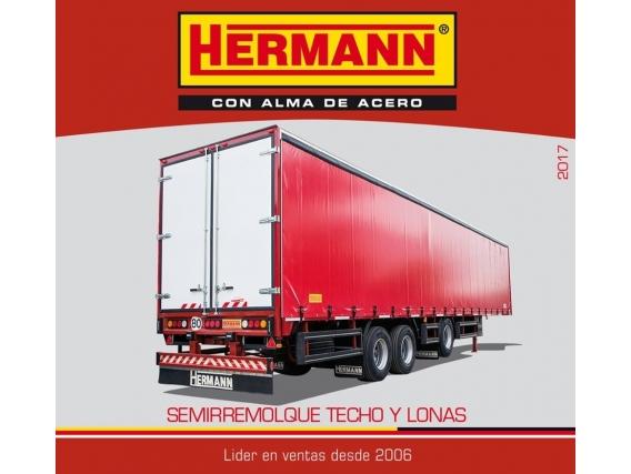 Semirremolque Techo Y Lonas Hermann