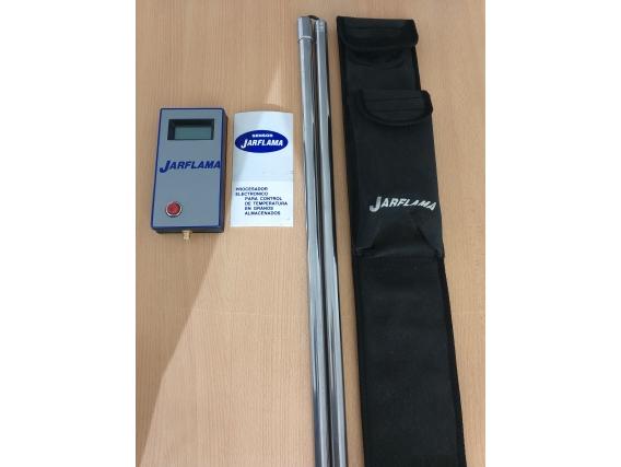 Sensor De Temperatura Para Granos Almacenados.