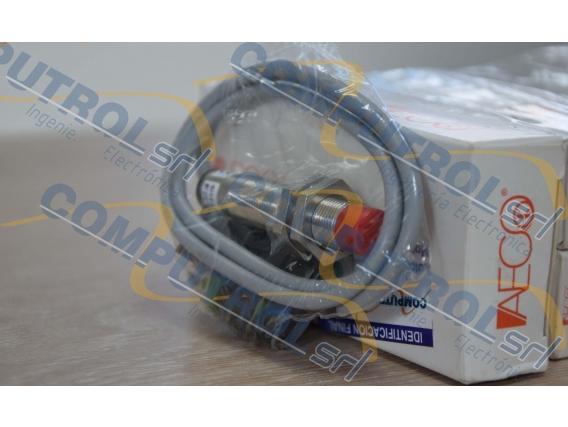 Sensor Inductivo Aeco Npn 12Mm/4Mm Normal Abierto