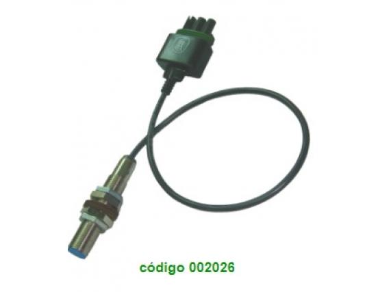 Sensor Inductivo Tim M 12